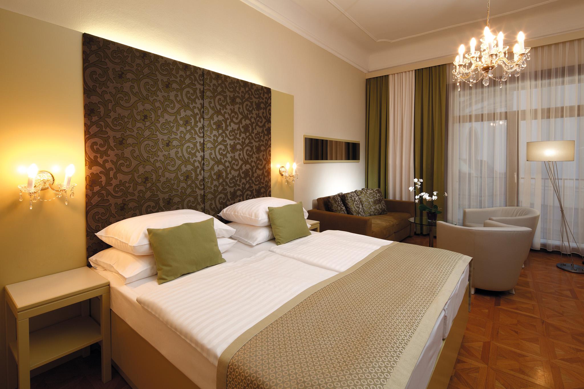 Superior zimmer hotel wandl vienna for Superior zimmer